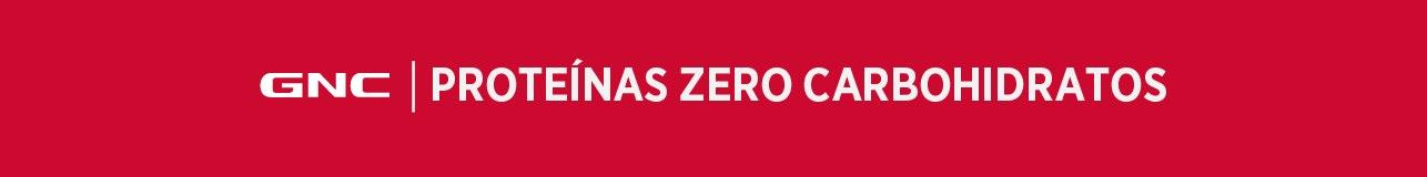 Proteínas Zero Carbohidratos