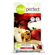 Zone Perfect Caja de 12 Barras Yogurt de Fresa - 12 barras