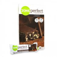 Zone Perfect Barras Snack Doble Chocolate Oscuro