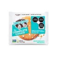 Lenny and Larry Galleta de Proteína Vegana -Chocolate Blanco y Macadamia