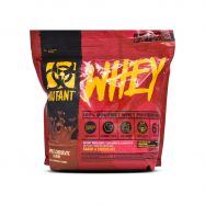 Mutant Whey Mezcla de proteínas de suero de leche - Chocolate