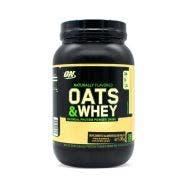 Optimum Nutrition Natural Oats & Whey -Vainilla