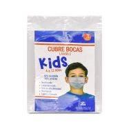 Manchester Cubrebocas reutilizable para niños