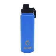 ALSK Coolers Shaker Térmico Deportivo -Azul