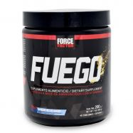 Force Factor Fuego Pre-entrenador - Blue Razz