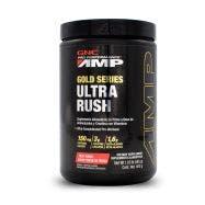 GNC AMP Ultra Rush Pre-entrenador - Ponche de Frutas