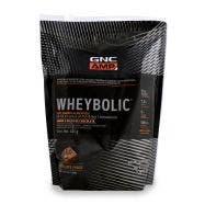 GNC AMP Wheybolic Mezcla de proteínas y aminoácidos - Chocolate