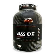 GNC AMP Mass XXX Mezcla de proteínas alto en carbohidratos - Vainilla