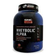 GNC AMP Wheybolic Alpha Mezcla de proteínas y aminoácidos - Chocolate