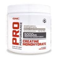 GNC Pro Performance Creatina Monohidratada 5000 mg