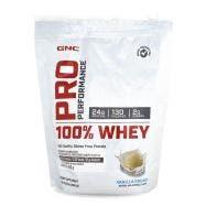GNC Pro Performance 100 % Whey Proteína de suero de leche - Vainilla