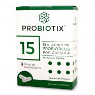 Probiotix Probióticos 15 Billones UFC