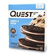 Quest Nutrition Barras de Proteína -Galletas con Crema