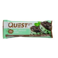 Quest Nutrition Barra de Proteína -Menta y Chocolate