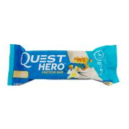 Quest Nutrition Hero Barra de Proteína -Vainilla Caramelo