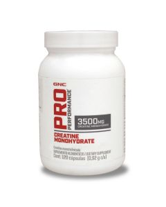 GNC Pro Performance Creatina Monohidratada 3500 mg