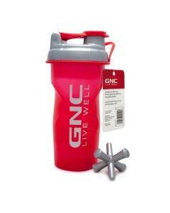 GNC Jaxx Shaker Cup