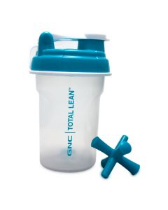GNC Total Lean Shaker Cup-Blue