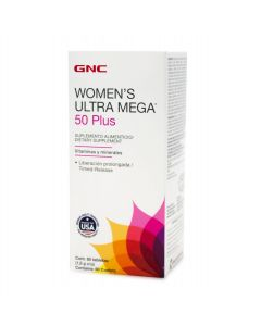 GNC Women's Ultra Mega 50 Plus