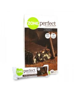 Zone Perfect Barra Doble Chocolate Oscuro