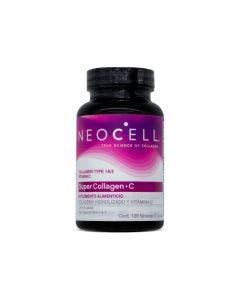 Neocell Colágeno y Vitamina C 120 Tabs