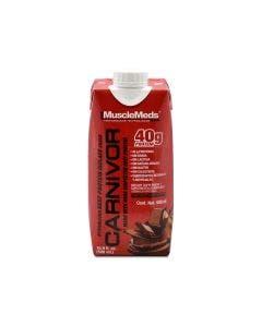 MuscleMeds Carnivor Bebida de Proteína -Chocolate