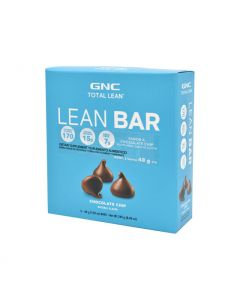 GNC Total Lean Barra -Chispas de Chocolate