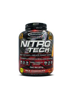 Muscletech Nitro Tech Series - Chocolate