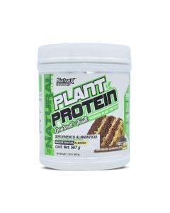 Nutrex Plant Protein Pastel Alemán