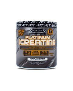 Muscletech Platinum 100 % Creatina