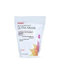 GNC Women's Ultra Mega - Frutas mixtas