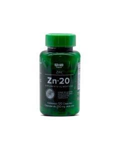 5H8 Natural Zinc 20 mg