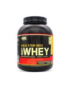 Optimum Nutrition Gold Standard 100% Whey -Plátano