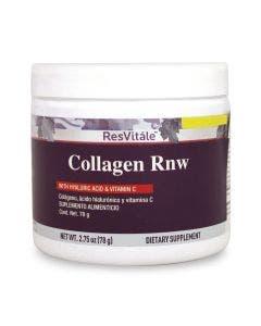 ResVitale Colágeno, Ácido Hialurónico y Vitamina C