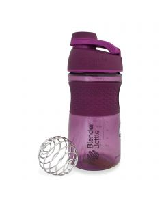 Blender Bottle Sport Mixer-Plum