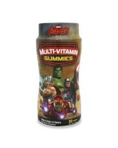 Marvel Avengers Multi-Vitaminas -Frutas