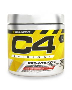 Cellucor C4 Pre-Workout -Ponche de Frutas