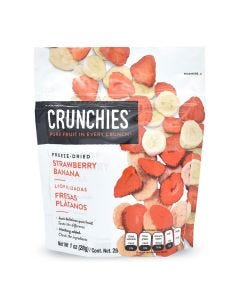 Crunchies Strawberry Banana