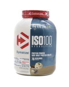 Dymatize ISO 100 -Galletas con Crema