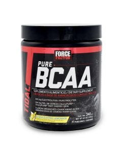 Force Factor Pure BCAA Aminoácidos Ramificados - Electric Limonade