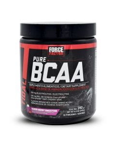 Force Factor Pure BCAA - Berry Smoothie