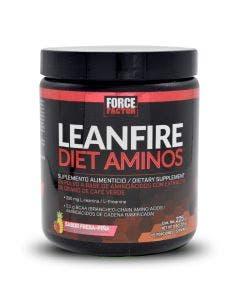 Force Factor Leanfire Amino - Fresa -Piña