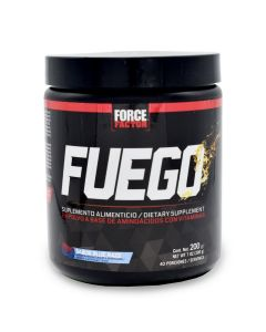 Force Factor Pre-Workout Fuego - Blue Razz