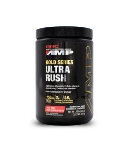 GNC AMP Gold Ultra Rush Ponche de Frutas
