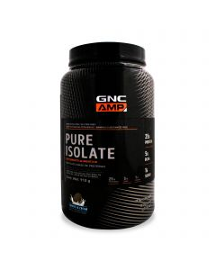 GNC AMP Pure Isolate -Galletas con Crema