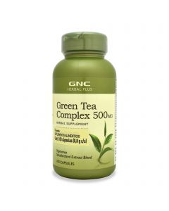 GNC Herbal Plus Té Verde 500 mg