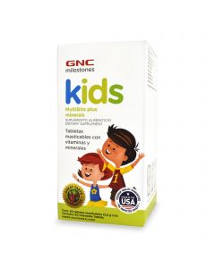 GNC Kids Multibite Plus Minerals
