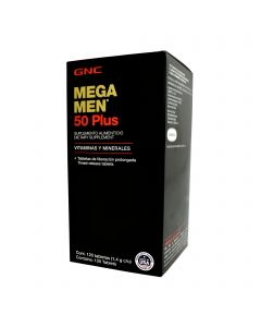GNC Mega Men 50 Plus