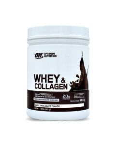 Optimum Nutrition Whey & Collagen Gold Standard Chocolate Obscuro