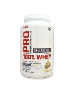 GNC Pro Performance 100% Whey Protein -Plátano